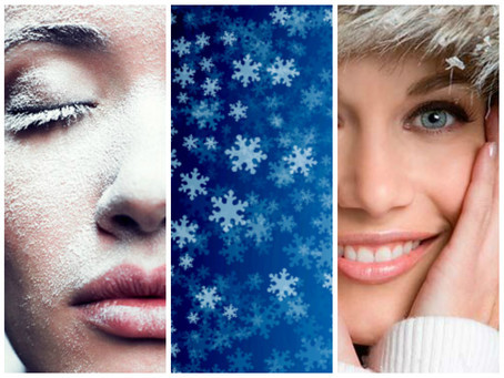 Как сохранить красивую кожу в холодную погоду