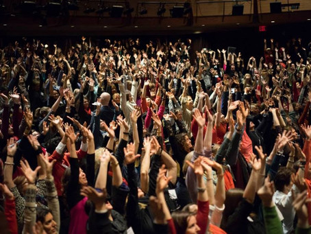 Конференция в Нью Йорке