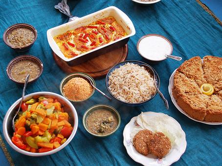 Что нужно знать о приёме пищи