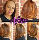 Sew-in by Cassandra Holmes
