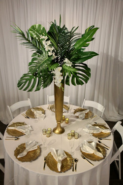 Palm wedding package