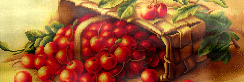 498 - Cross Stitch Pattern