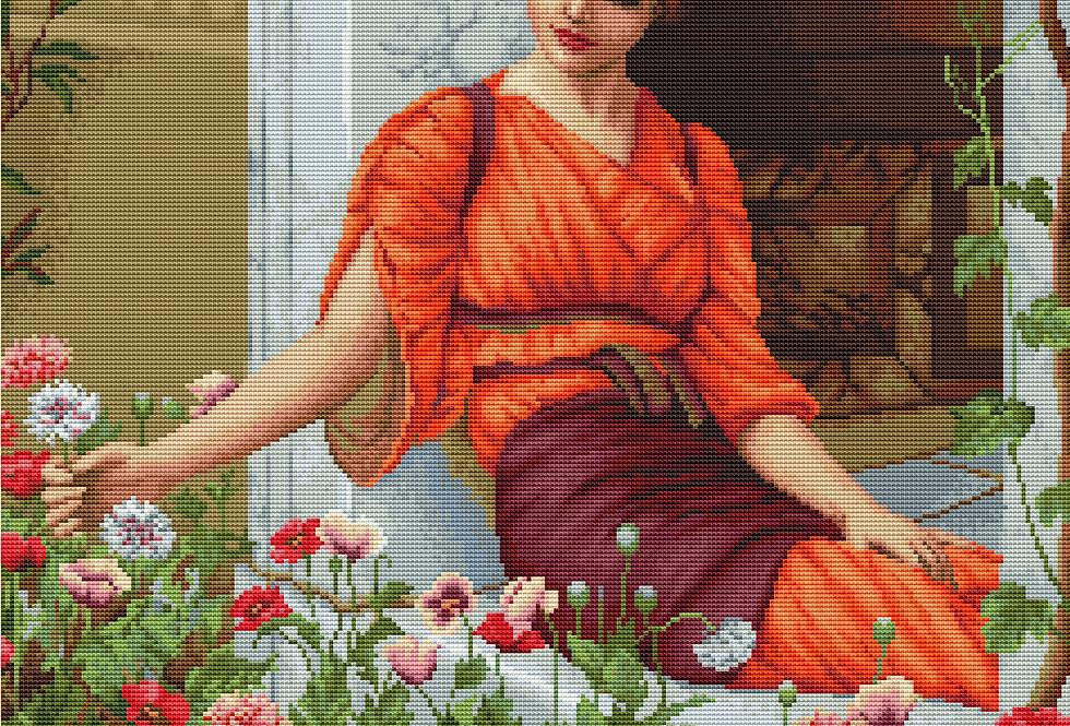 474 - Cross Stitch Pattern