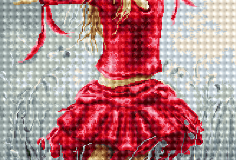 558 - Cross Stitch Pattern