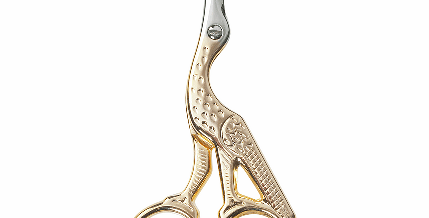 Steel Peacock Scissors - Milward