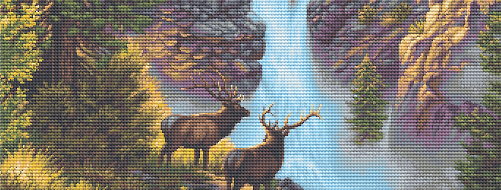470 - Cross Stitch Pattern