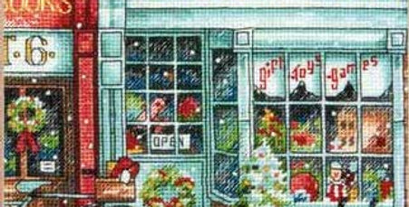 Toy Shoppe | Counted Cross Stitch | DIMENSIONS