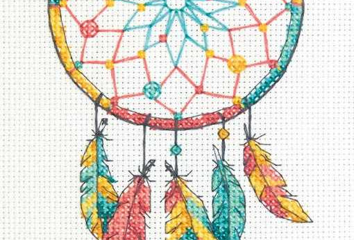 Dreamcatcher | Counted Cross Stitch | DIMENSIONS