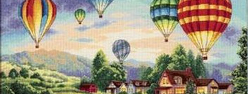 Balloon Glow | Counted Cross Stitch | DIMENSIONS