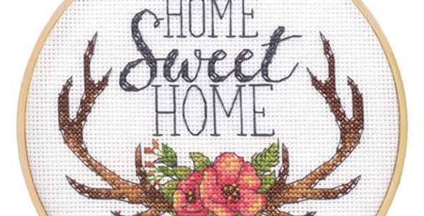 Home Sweet Home | Counted Cross Stitch | DIMENSIONS