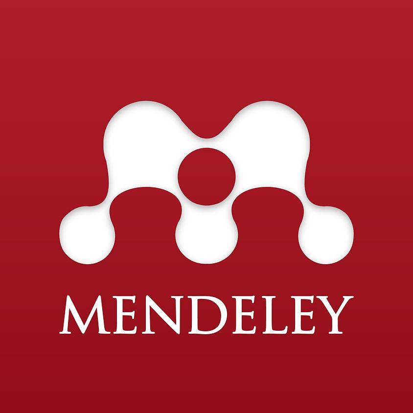 Mendeley ورشة عمل: برنامج مندلي لترتيب المراجع