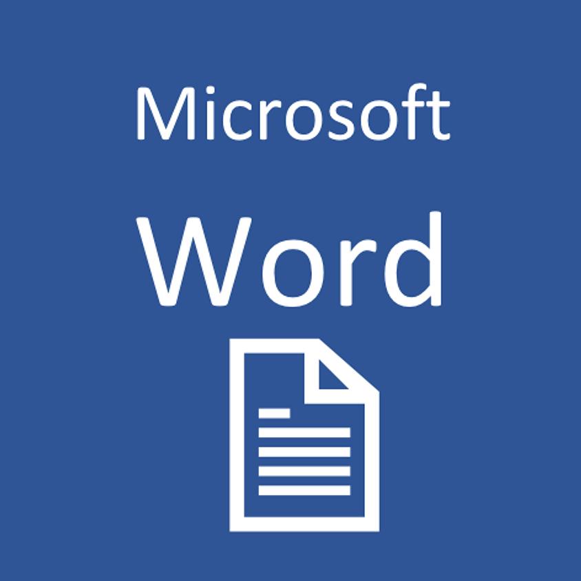 Microsoft Word دورة: استخدام