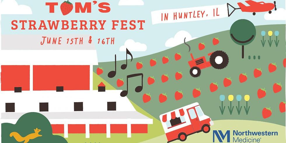 TOM'S Strawberry Fest