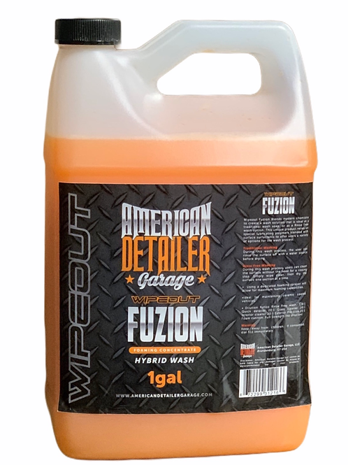 Wipeout Fuzion Gallon