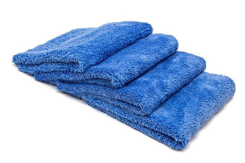 4 Pk  Korean Plush Microfiber Towel