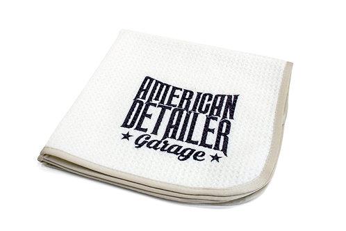 ADG Logo Glass Towel