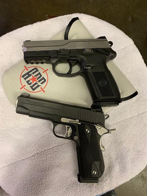 Small American Detailer Garage Gun Bag
