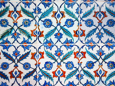 Feather & Flower Tiles