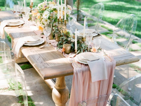 You won't want to plan your wedding without checking out these wedding trends for 2020: Part 1