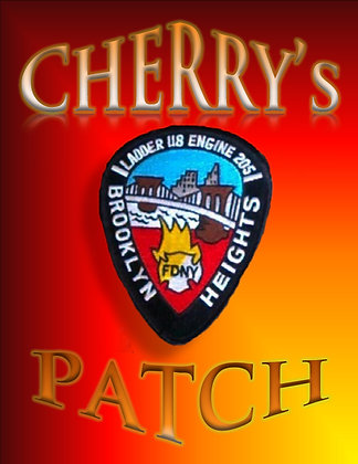 $36 Blue Ticket+$4 Cherry's Patch Sat. 7/30 7:30pm