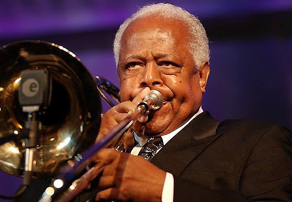 Slide Hampton and Bop Island, Nov. 18 at 4pm $38 Green Tier Ticket + $