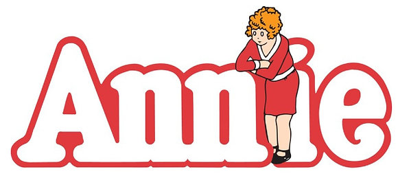 Annie Sat. June 2, 7pm Adult $22+3 handling