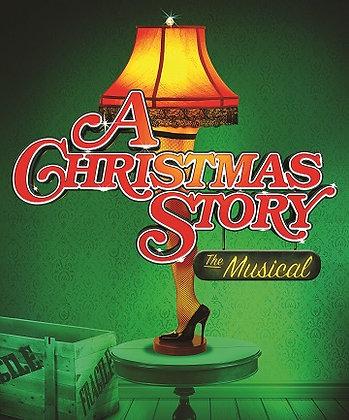 $32 Green Ticket +$4 Christmas Story Sun.12/11 2pm