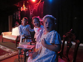 Childrens' Theatre on Stage, Education Classes