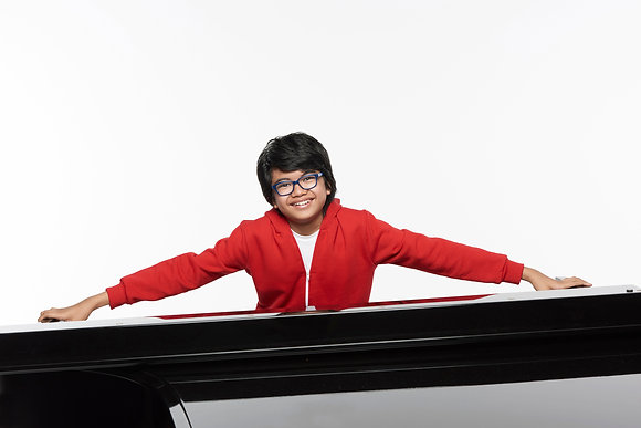 Joey Alexander Gold Tier April 21 7:30pm Reserved