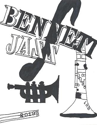 Bennett Jazz Band May 19 2019