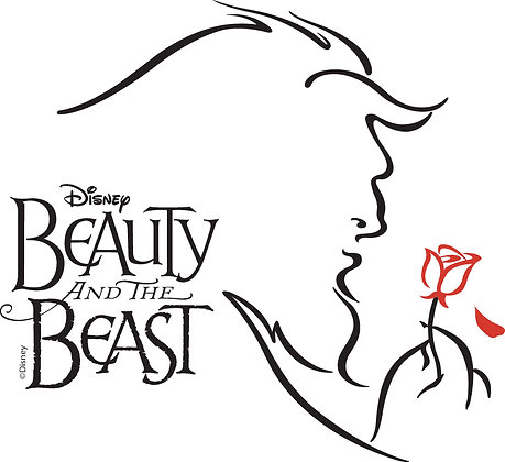 $36 Blue Ticket +$4 Beauty&Beast Sun. 7/24 2:00pm