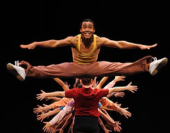 'A Chorus Line' onstage at the Iconic Woodstock Playhouse; Dimitri Moises