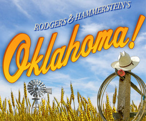 $40 Gold Ticket +$4 Oklahoma! Sat. 8/08 8pm