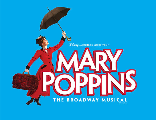 $32 Green Ticket +$4 Mary Poppins Sun. 7/16 2:00pm