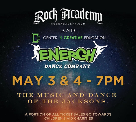 Rock Academy May 3 2019