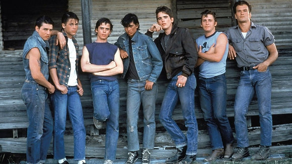 $15 Woodstock Drive-In Ticket +$1 The Outsiders Oct. 23 7:30pm