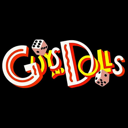 $36 Blue Ticket +$4 Guys & Dolls Fri. 7/01 7:30pm