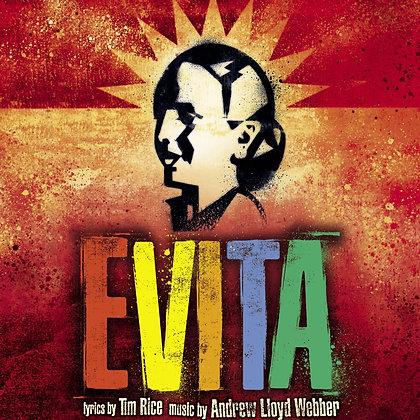 $35 Green Ticket +$5 Evita Sat. 7/17 7:30pm