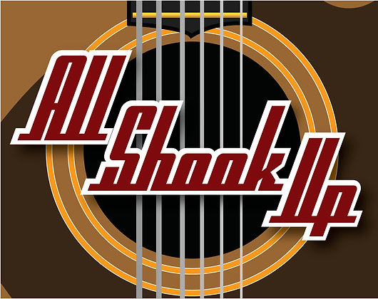 $36 Blue Ticket +$4 All Shook Up Sun. 8/20 2:00pm