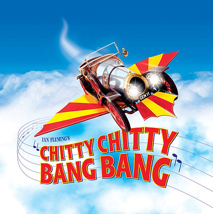 $36 Blue Ticket +$4 Chitty Sun. 7/19 2pm