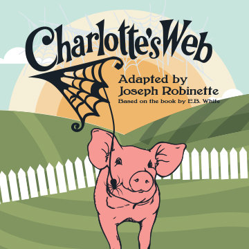 $12 Adult Ticket +$2 Charlotte's Web Sat. 7/17 2pm