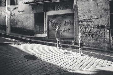 Favela Kids - Rio de Janerio, Brasil