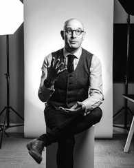 Portrait Photographer London - Stuart Bailey