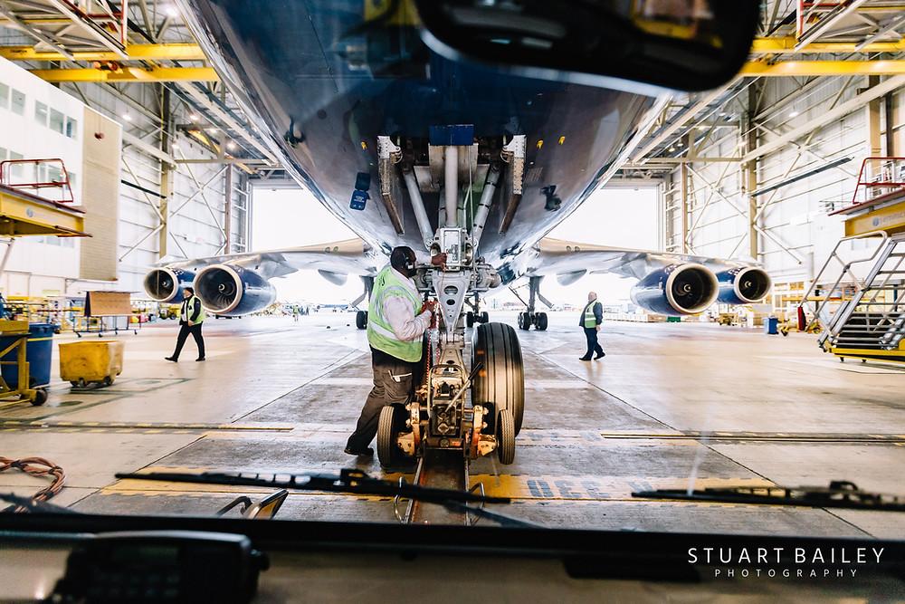 Aviation Photographer - Stuart Bailey -London UK