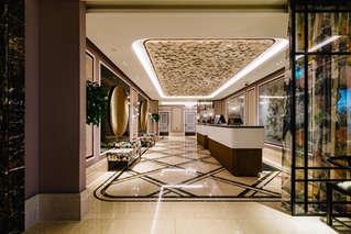 Hotel Interiors Photography London - Stuart Bailey