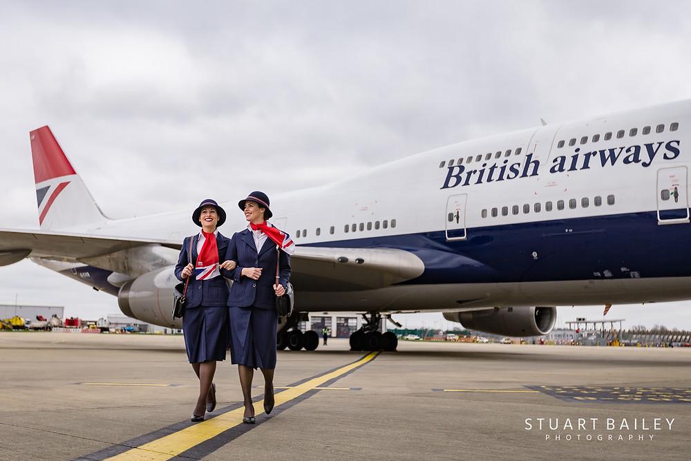 Aviation Photographer London - Stuart Bailey