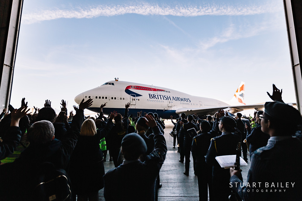 Commercial & Advertising Photographer London - Stuart Bailey Photography - Aviation