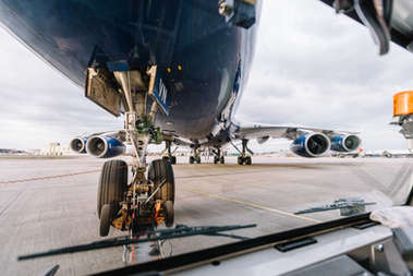 Commercial Aviation Photography London - Stuart Bailey