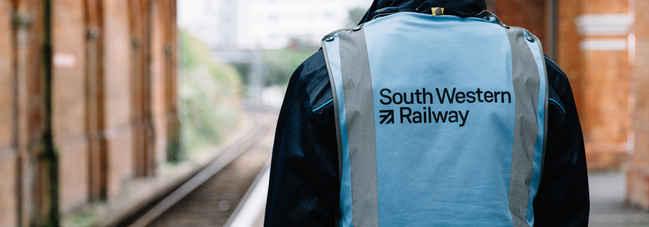 Commercial Photographer London - Railway Photography