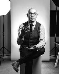 London Corporate Portrait Photographer - Stuart Bailey